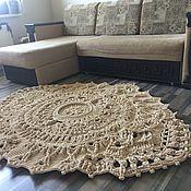 Для дома и интерьера ручной работы. Ярмарка Мастеров - ручная работа Ковер Марион. Handmade.