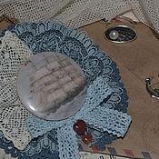 Украшения ручной работы. Ярмарка Мастеров - ручная работа «Мой Корабль...», брошь. Handmade.