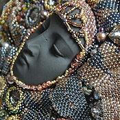 Украшения handmade. Livemaster - original item A beaded necklace with Swarovski crystals Varda lady of the stars. Handmade.