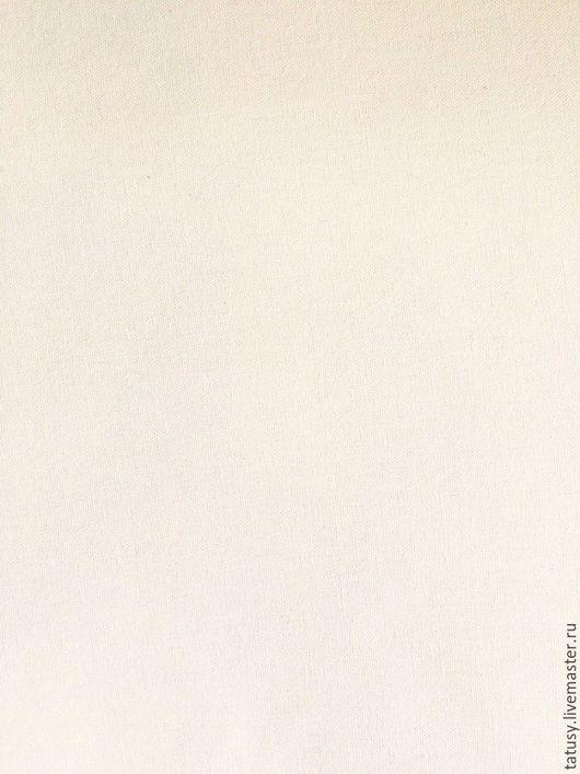 Шитье ручной работы. Ярмарка Мастеров - ручная работа. Купить Ткань лен хлопок Неотбеленный (винтаж, лофт). Handmade. Лен