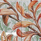 handmade. Livemaster - original item Tiled floor,