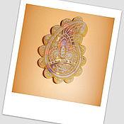 """Подарки к праздникам ручной работы. Ярмарка Мастеров - ручная работа восковое саше """"Индия"""". Handmade."""