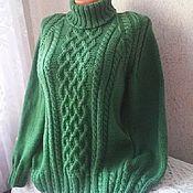 Одежда handmade. Livemaster - original item Knitted sweater