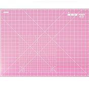 Материалы для творчества ручной работы. Ярмарка Мастеров - ручная работа Коврик OLFA 60х43см раскройный, розовый. Handmade.