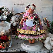 Куклы и игрушки ручной работы. Ярмарка Мастеров - ручная работа Толстушка Рукодельница...... Handmade.