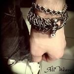 Allweave - сила металла - Ярмарка Мастеров - ручная работа, handmade