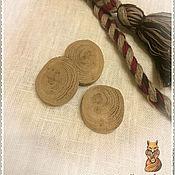 Руны ручной работы. Ярмарка Мастеров - ручная работа Заготовки для Рун из Дуба. Handmade.