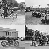 Винтаж handmade. Livemaster - original item Set of 11 Photos - reprint 1900-1930. Handmade.