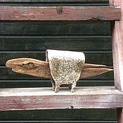 Для дома и интерьера ручной работы. Ярмарка Мастеров - ручная работа Неизвестный, но прекрасный зверь-качалка. Handmade.