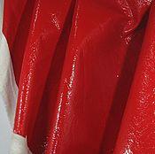Материалы для творчества ручной работы. Ярмарка Мастеров - ручная работа Ткань лайкра искусственная кожа. Handmade.