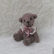 Куклы и игрушки ручной работы. Ярмарка Мастеров - ручная работа Мини-мишка Митя. Handmade.
