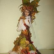 Куклы и игрушки ручной работы. Ярмарка Мастеров - ручная работа Поздняя Осень. Handmade.