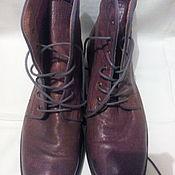 ЦЕНА СНИЖЕНА! Винтажные Ботинки от Napapijri, премиум сегмента