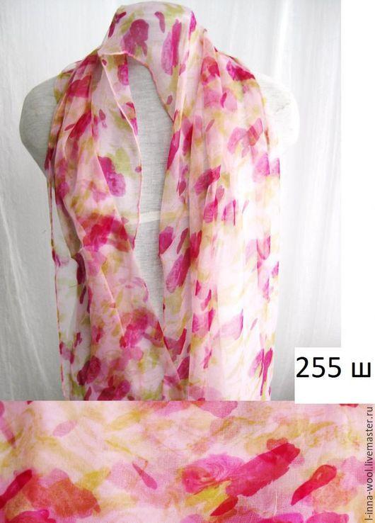 шифоновый палантин шелк натуральный 100% шелк ткань для нуновойлока шелк для валяния шелковый палантин купить ткань для мокрого валяния шарфик шелковый для валяния