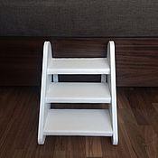 Для домашних животных, ручной работы. Ярмарка Мастеров - ручная работа Лестницы для собак. Handmade.