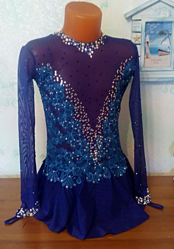 Dress for figure skating, Suits, Tolyatti,  Фото №1
