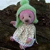 Куклы и игрушки ручной работы. Ярмарка Мастеров - ручная работа Малышка Violette (Фиалка) .... Handmade.