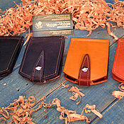 Сумки и аксессуары handmade. Livemaster - original item Money clip and card. Handmade.