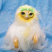 Куклы и игрушки handmade. Livemaster - original item Nice winter Sunny Happiness! (The baby has found a home). Handmade.