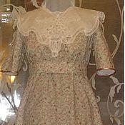 Одежда ручной работы. Ярмарка Мастеров - ручная работа Будем шить платья из ситца.... Handmade.