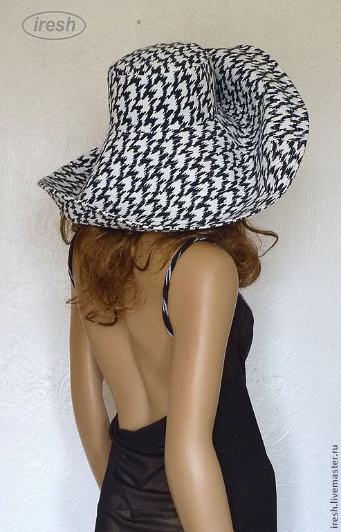 шляпа парео