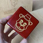 handmade. Livemaster - original item Music box CARMEN-TOREADOR. Handmade.