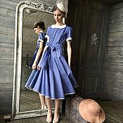Одежда ручной работы. Ярмарка Мастеров - ручная работа Платье для загадочных женщин.. Handmade.