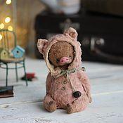 Куклы и игрушки ручной работы. Ярмарка Мастеров - ручная работа Поросёнок. Handmade.