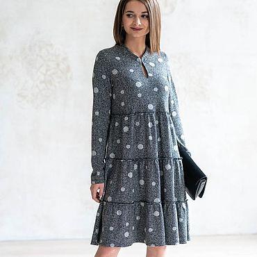 Одежда. Ярмарка Мастеров - ручная работа Платье Тавьяно арт.5624. Handmade.