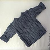 Свитер ручной работы. Ярмарка Мастеров - ручная работа Детский свитер в стиле. Handmade.