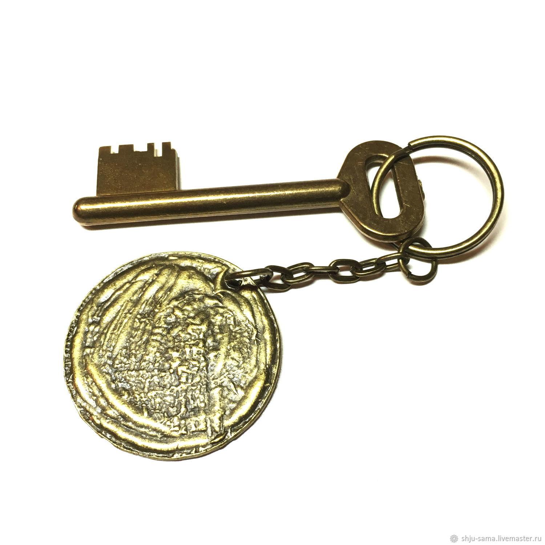 Брелок для ключей Самарканд, брелок для сумки
