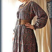 Одежда ручной работы. Ярмарка Мастеров - ручная работа Платье пасхальное. Handmade.