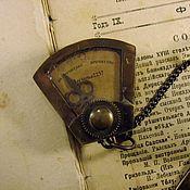 Канцелярские товары handmade. Livemaster - original item Steampunk bookmark. Handmade.