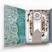 """Блокноты ручной работы. Ярмарка Мастеров - ручная работа Блокнот """"Мандала"""". Handmade."""