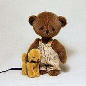 Куклы и игрушки ручной работы. Ярмарка Мастеров - ручная работа Волька и Ростик. Handmade.