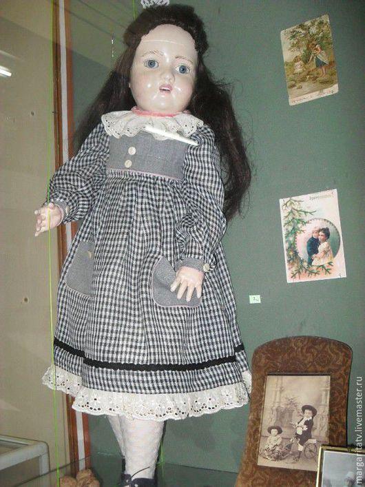 Коллекционные куклы ручной работы. Ярмарка Мастеров - ручная работа. Купить реставрация куклы. Handmade. Комбинированный, фарфор