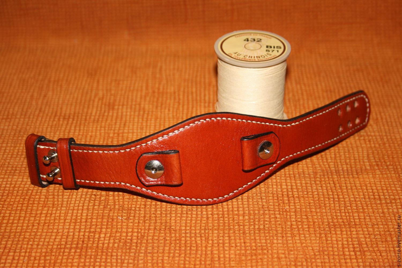 Как сделать кожаные ремни 167