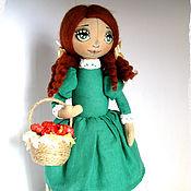 Куклы и игрушки ручной работы. Ярмарка Мастеров - ручная работа Кукла Жаннет. Handmade.