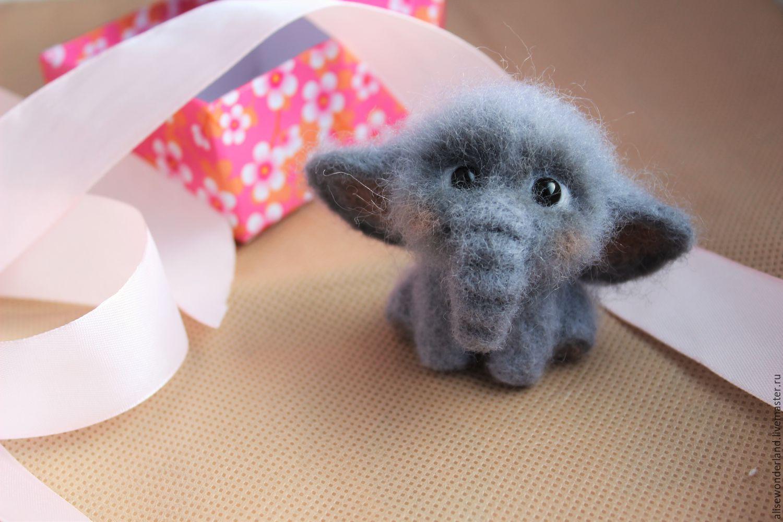 Слонёнок Тю, Мягкие игрушки, Самара,  Фото №1