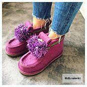 Обувь ручной работы handmade. Livemaster - original item Boots designer