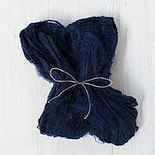 Материалы для творчества handmade. Livemaster - original item Silk handkerchiefs Touareg 10 gr. Italian factory DHG. Handmade.