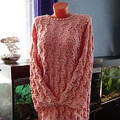 Одежда ручной работы. Ярмарка Мастеров - ручная работа Пуловер ,,Свежесть,,. Handmade.