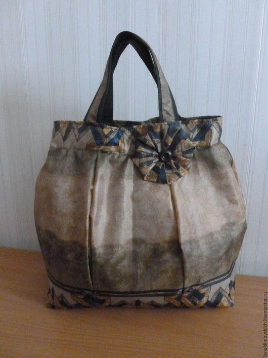 Женские сумки ручной работы. Ярмарка Мастеров - ручная работа. Купить Сумка из зонта. Handmade. Комбинированный, женская сумка, стропа