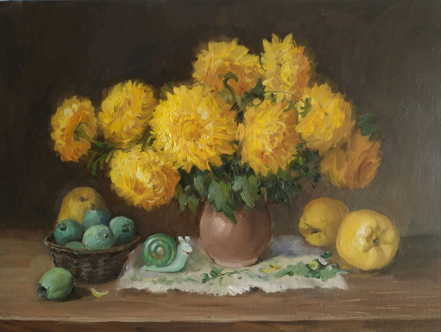 Bouquet of chrysanthemums, Pictures, Moscow,  Фото №1