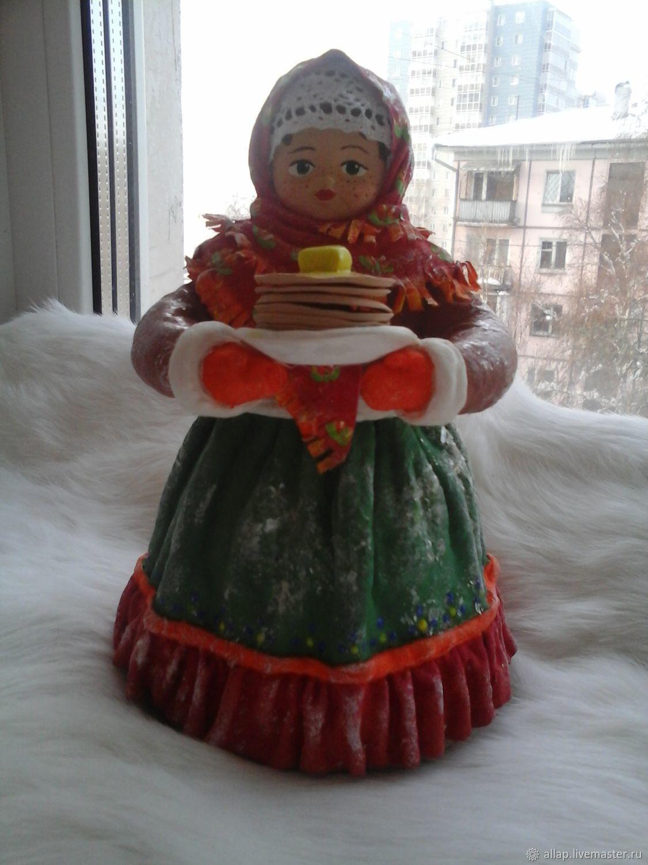 Масленица, Куклы, Иркутск, Фото №1