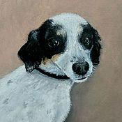 Картины и панно ручной работы. Ярмарка Мастеров - ручная работа Портреты животных (с фотографии). Handmade.