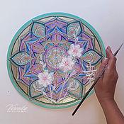 handmade. Livemaster - original item Pictures: Mandala Of Happiness. Handmade.