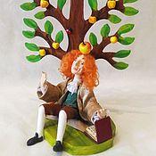 handmade. Livemaster - original item NEWTON dolls. Handmade.