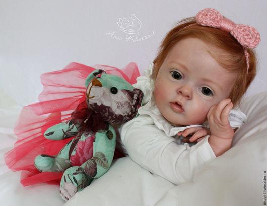 Куклы-младенцы и reborn ручной работы. Ярмарка Мастеров - ручная работа. Купить Tiffany от талантливого скульптора Natali Blick. Handmade.