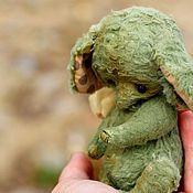 Куклы и игрушки ручной работы. Ярмарка Мастеров - ручная работа Зеленый горошек). Handmade.